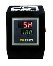 configurar temperatura prensa de sublimacion